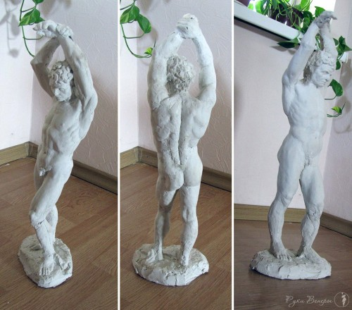 Лепим скульптуры